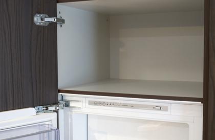 Kühlschrankumbau : Spezialscharnier kamat für kühlschrankumbauten Öffnungswinkel