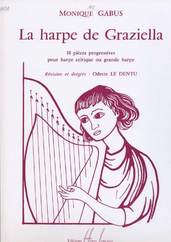 Gabus m la harpe de graziella 10 pi ce glissando for Xochimilco jardin flottant