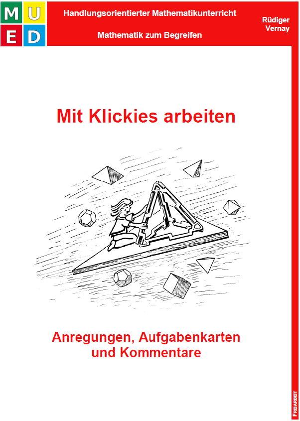 Mit Klickies arbeiten - MUED Shop