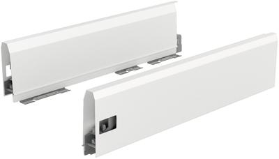 8 Stück HUWIL Exzenter-Verbinder 16 mm Farbe weiß.