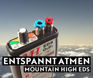 Mountain High EDS Sauerstoff Systeme - AIR STORE