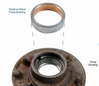 Bushing Pumpe Oversized 722.3 722.5 722.6 722.9