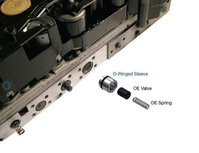 1-2, 4-5 Overlap Control Sleeve Kit 722.6
