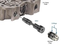 Oversized Clutch Control (KSV) Valve Kit 01J