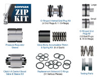 Sonnax Zip Kit ZF6-6R60-ZIP