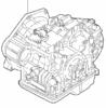 regeneriertes Automatikgetriebe 09K VW T5