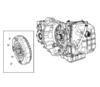 regeneriertes Automatikgetriebe 62TE