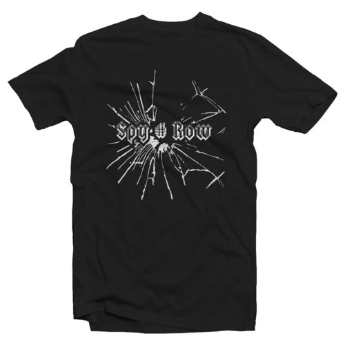 "SPY#ROW T-Shirt schwarz ""Blood Brothers"""