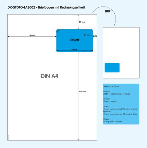 DK-STOFO-LAB002 - technische Zeichnung