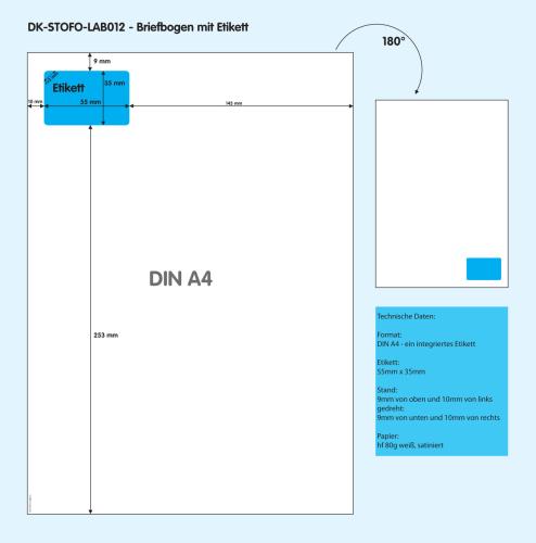 DK-STOFO-LAB012 - technische Zeichnung