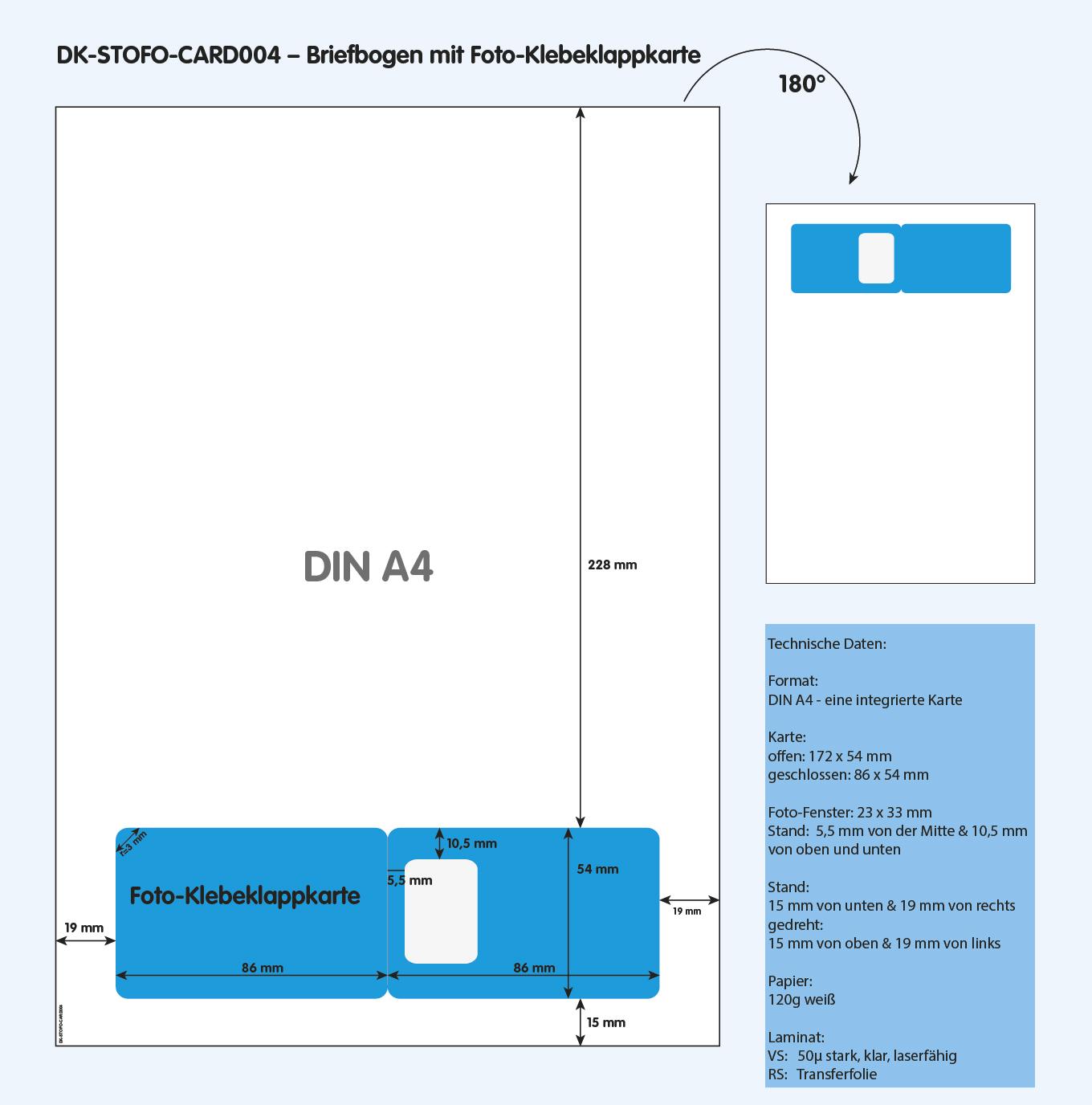 DK-STOFO-CARD004 - technische Zeichnung