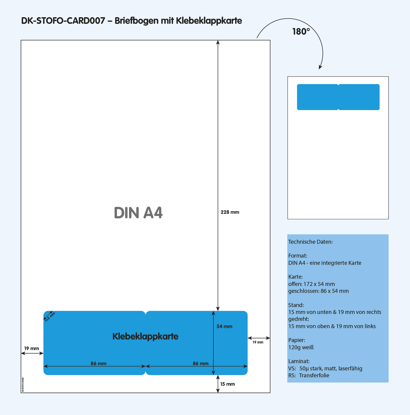 DK-STOFO-CARD007 - technische Zeichnung