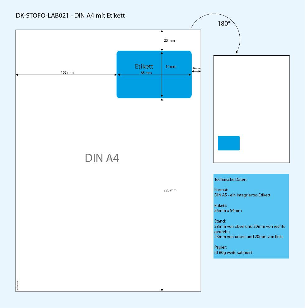 DK-STOFO-LAB021 - technische Zeichnung