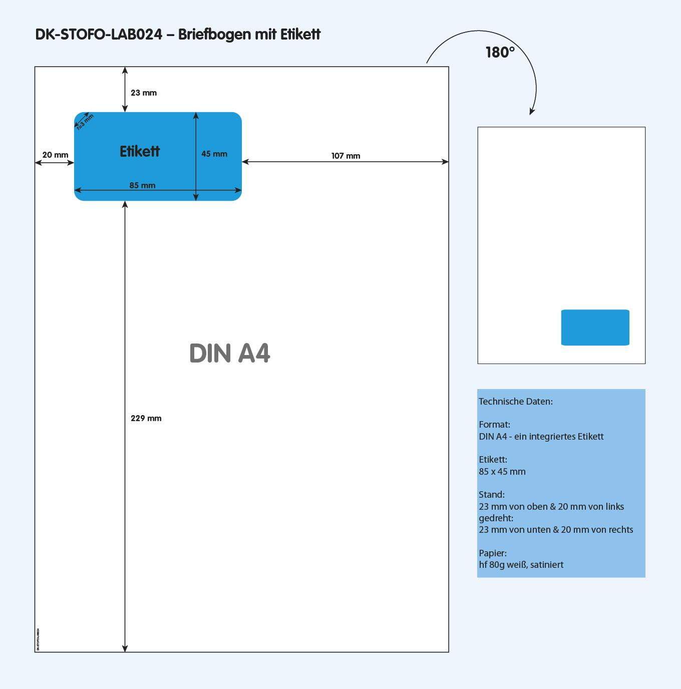 DK-STOFO-LAB024 - technische Zeichnung