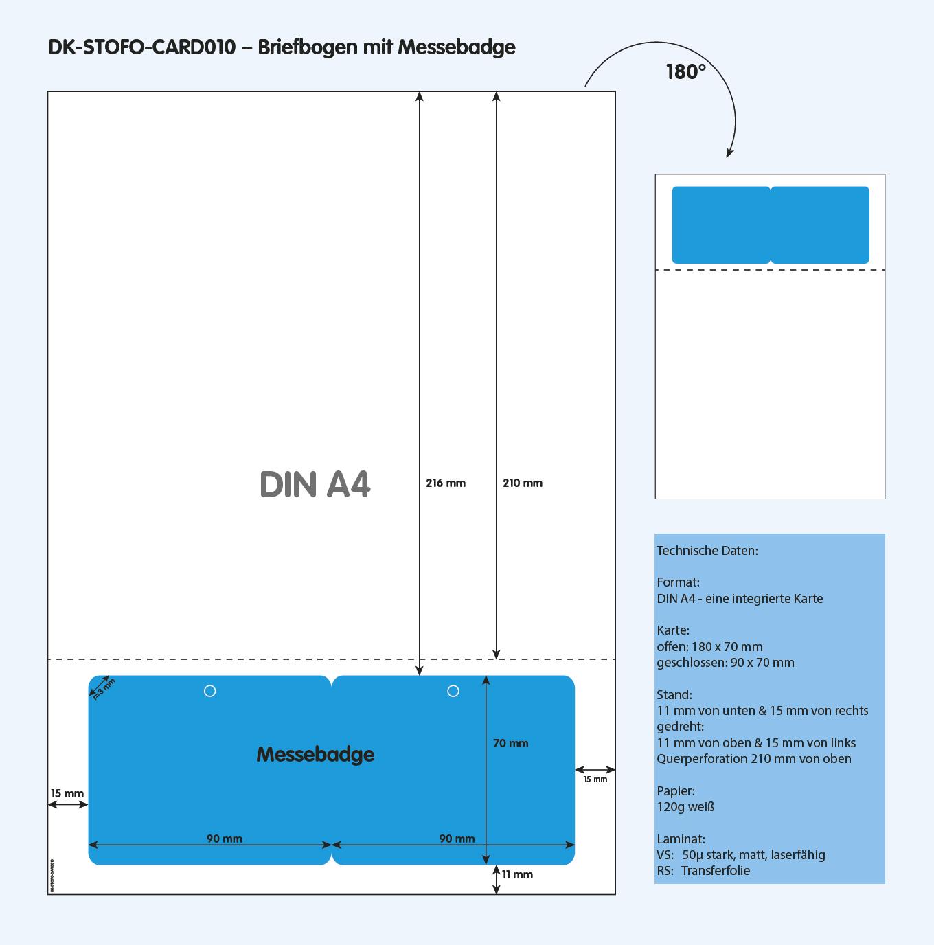 DK-STOFO-CARD010 - technische Zeichnung