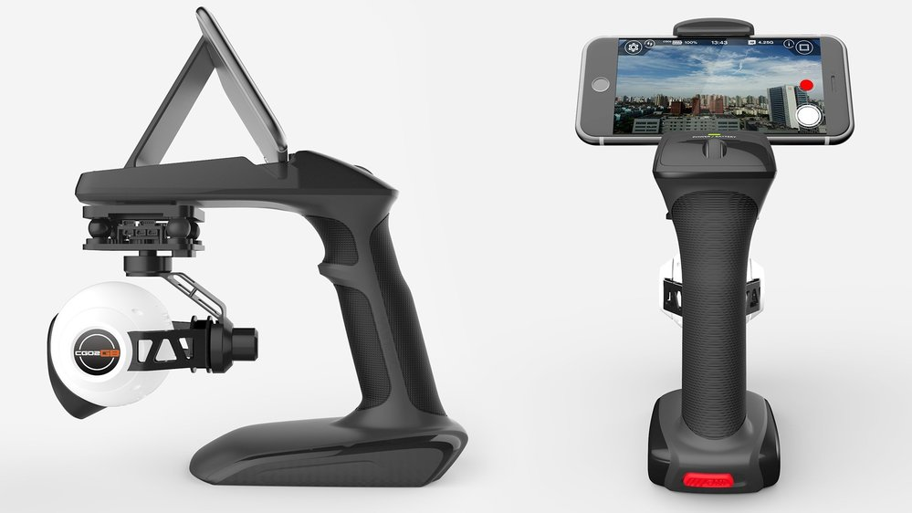 Hand Gimbal Steady Grip