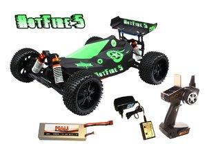 HotFire 5 1:10XL RTR Brushless
