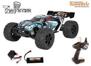 Twister brushed Truggy - 1:10XL - RTR