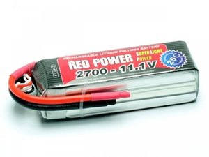 LiPo Akku RED POWER SLP 2200 - 11,1V