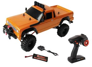 DF-4S Scale-Crawler 313mm Edition - PickUp - ORANGE
