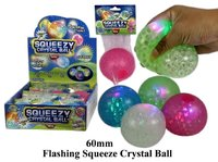 Squeezy Christal Ball im Display