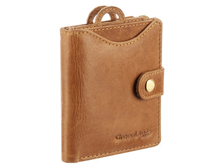 GreenLand NATURE Card-Case-System hoch