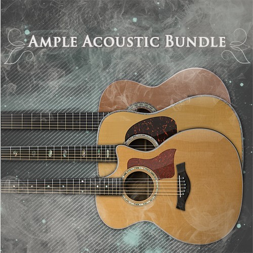 Ample Sound 4 in1 Acoustic Bundle, Lizenz