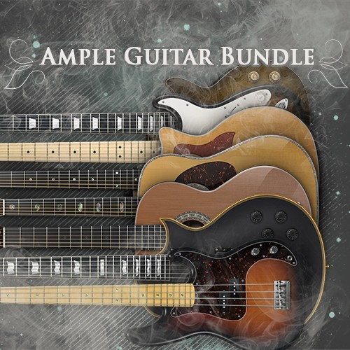 Ample Sound 10 in1 Guitars Bundle, Lizenz