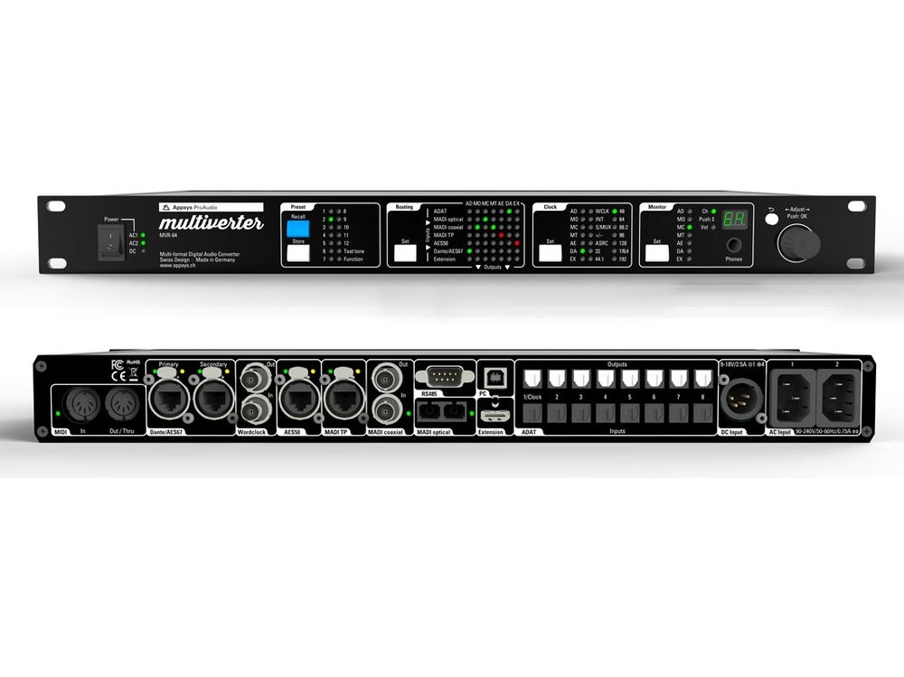 Appsys MVR-64 Multiverter