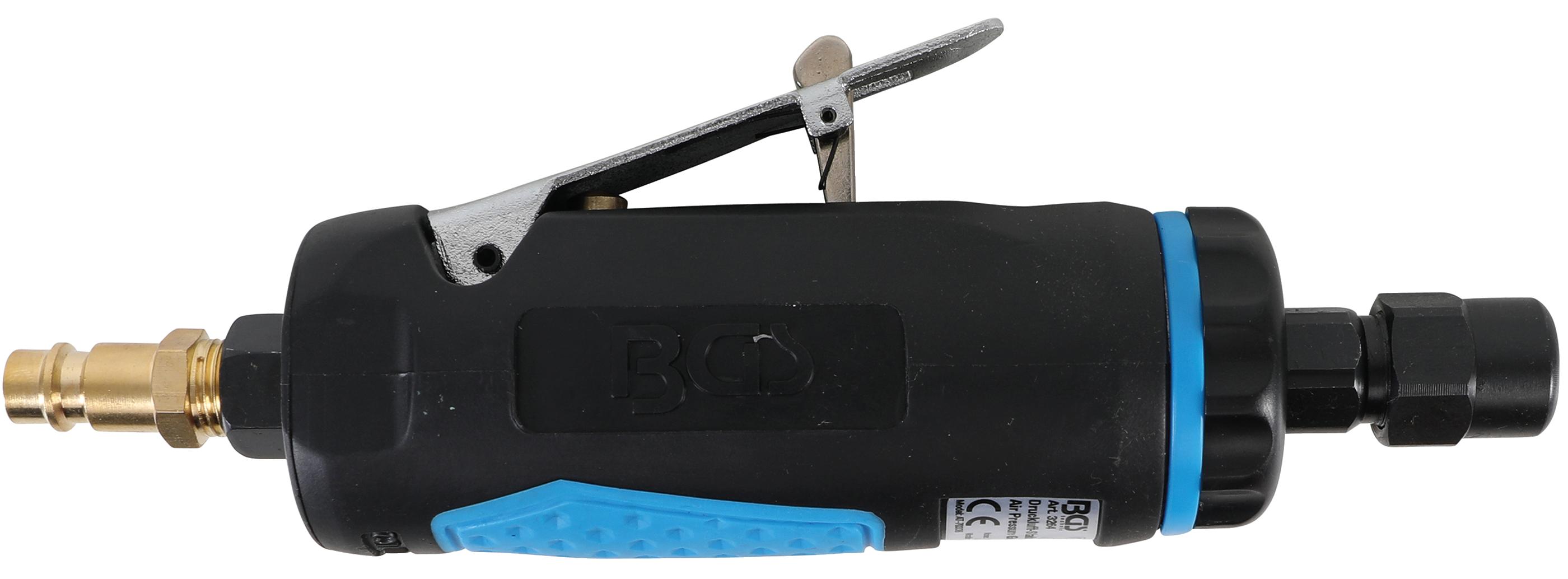 BGS Druckluft Stabschleifer kurz 170 mm Druckluftschleifer Schleifer schleifen