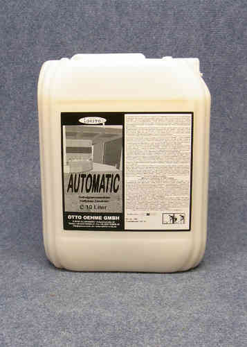Automatic 452 Selbstglanzemulsion 10 Liter